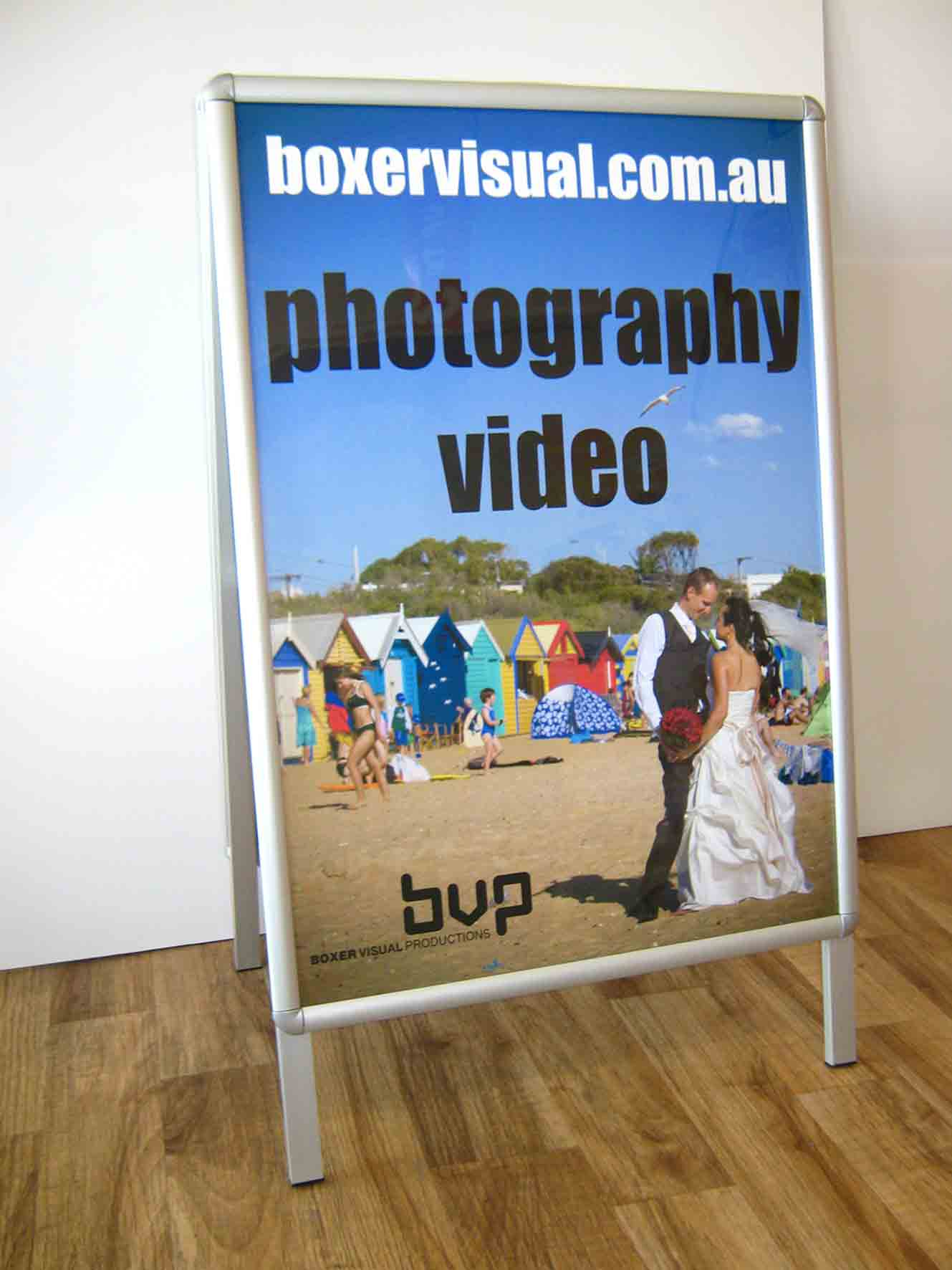 Boxer Visual Productions Changeable Board