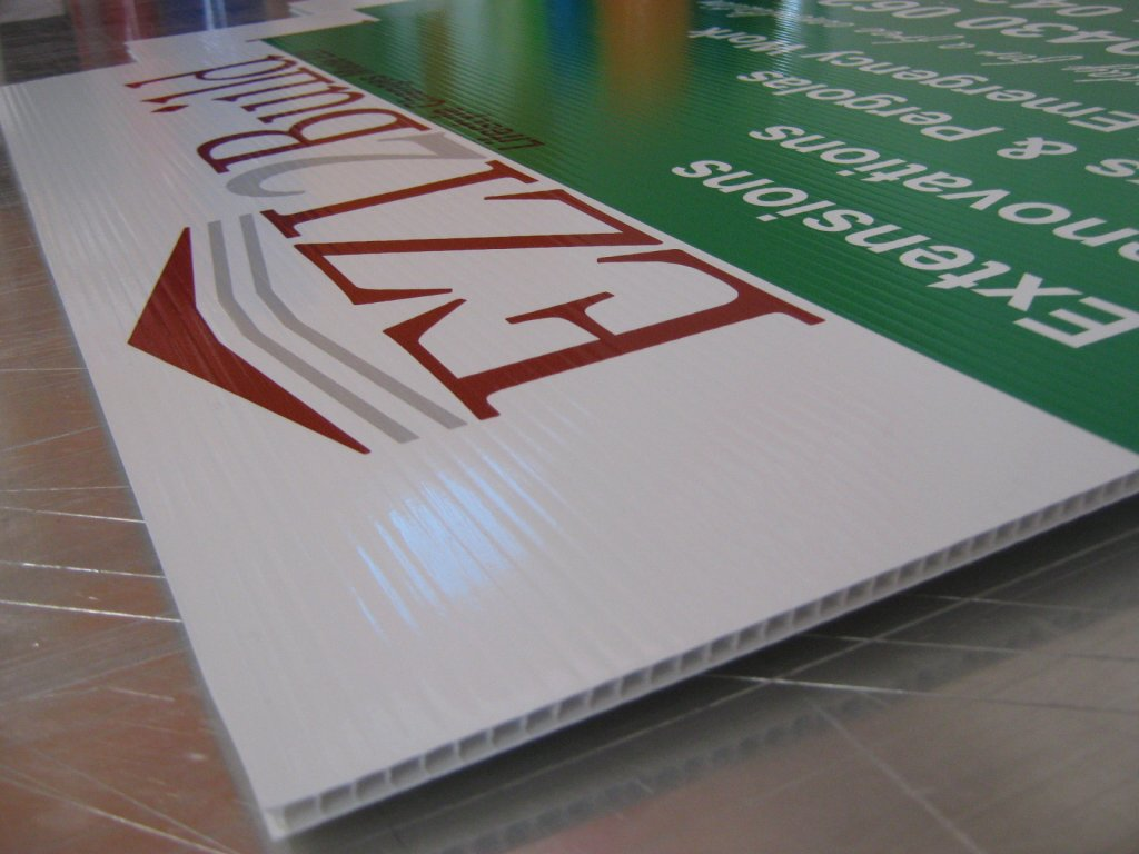 Custom Corflute Signs Melbourne