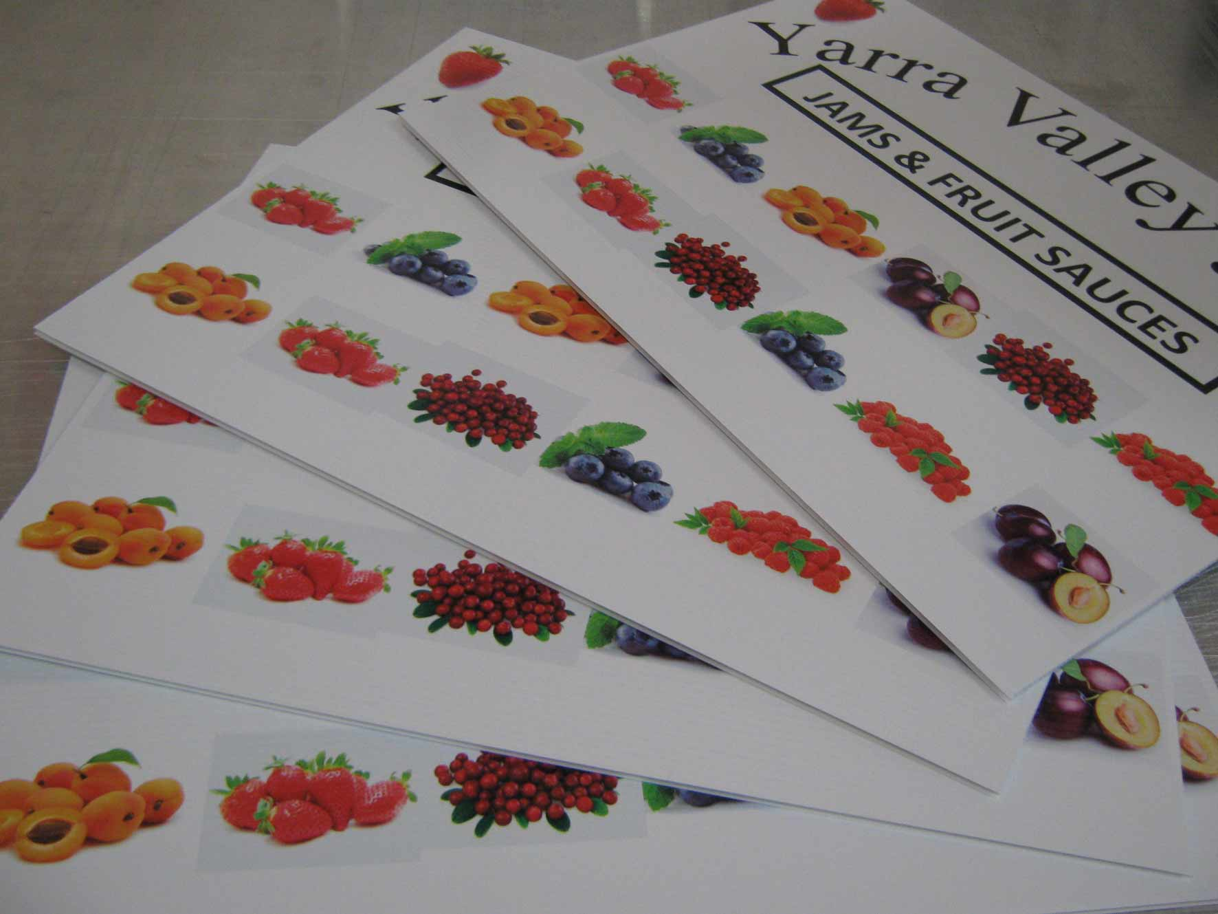 Custom Corflute Signs of Yarra Valley