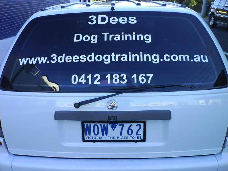 Vehicle Graphics  design of 3Dees