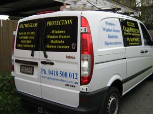 Vehicle Graphics of AllType Glass Protection